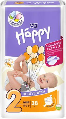 Bella Baby Happy Mini Подгузники детские