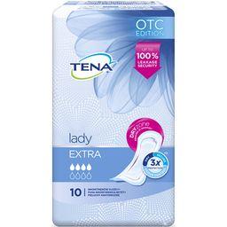 Прокладки урологические Tena Lady Extra, 4 капли, 10 шт.