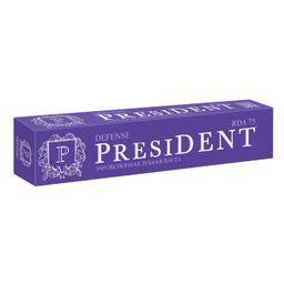 PresiDent Defense зубная паста, паста зубная, 50 мл, 1 шт.