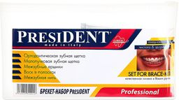 PresiDent брекет-набор, набор, 1 шт.