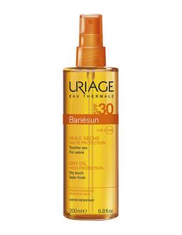 Uriage Bariesun Сухое масло SPF30+, спрей, 200 мл, 1 шт.