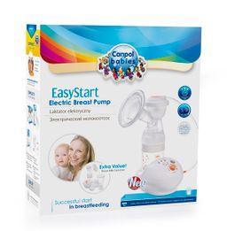 Canpol EasyStart молокоотсос электрический, 1 шт.