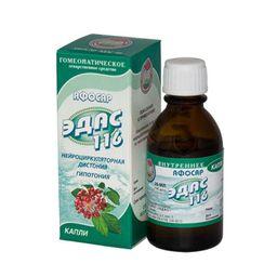 Эдас-116 Афосар, капли для приема внутрь гомеопатические, 25 мл, 1шт.