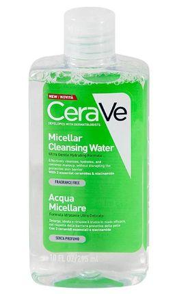 CeraVe Увлажняющая очищающая мицеллярная вода, мицеллярная вода, 295 мл, 1 шт.