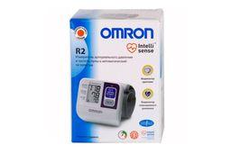 Тонометр автоматический OMRON R2 на запястье