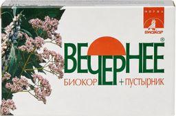 Вечернее+пустырник Биокор, драже, 120 шт.
