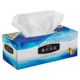 Elleair Lotion Tissue Салфетки бумажные, без аромата, 200 шт.