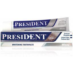 PresiDent White зубная паста, паста зубная, 1шт.