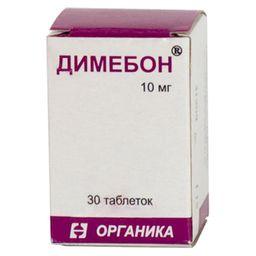 Димебон, 10 мг, таблетки, 30 шт.