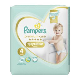 Pampers Premium Care pants Подгузники-трусики детские