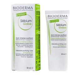 Bioderma Sebium Global Интенсивный Оздоравливающий уход