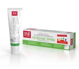 Splat Professional Зубная паста Лечебные травы, паста зубная, 100 мл, 1 шт.