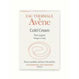 Avene Cold Cream мыло сверхпитательное с колд-кремом, мыло, 100 г, 1шт.