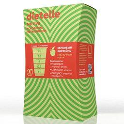Диетелль Мотив, порошок для приема внутрь, со вкусом яблока, 23 г, 5 шт.