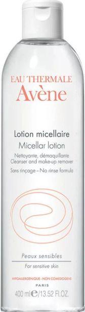 Avene лосьон мицеллярный очищающий, лосьон, 400 мл, 1 шт.