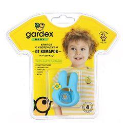 Gardex baby Клипса от комаров со сменным картриджем