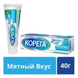 Крем для фиксации зубных протезов Корега