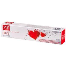 Splat Special Зубная паста Love, паста зубная, с ароматом малины, 75 мл, 1шт.