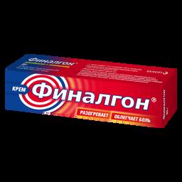Финалгон, крем для наружного применения, 35 г, 1 шт.