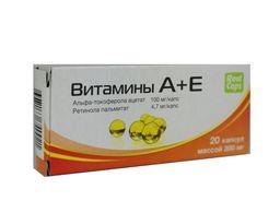 Витамины А+Е