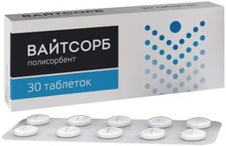 Вайтсорб, 0.36 г, таблетки, 30 шт.