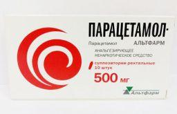 Парацетамол-Альтфарм,