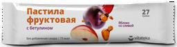 Витатека Пастила фруктовая Яблоко со сливой