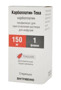 Карбоплатин-Тева