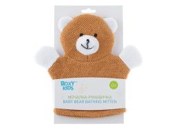 Roxy-kids Махровая мочалка-рукавичка Baby Bear