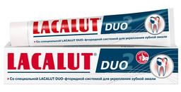 Lacalut Duo зубная паста, паста зубная, 75 мл, 1 шт.