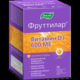 Фруттилар Витамин Д3