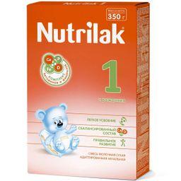 Nutrilak 1 Смесь сухая молочная адаптированная 0-6 мес