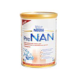 NAN Pre для недоношенных и маловесных детей