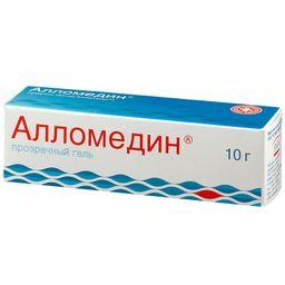 Алломедин, гель косметический, 10 г, 1 шт.