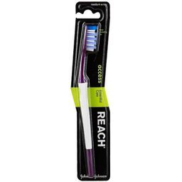 Reach Access Зубная щетка средняя, щетка зубная, 1 шт.