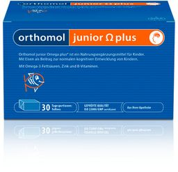 Orthomol Junior Omega plus