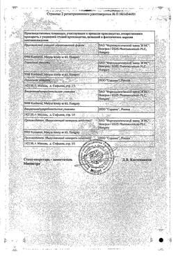 Галидор сертификат