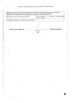 Варфарин Никомед сертификат