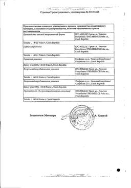 Итомед сертификат