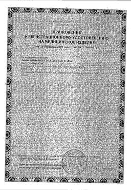 1-Day Acuvue TruEye Линзы контактные Однодневные сертификат