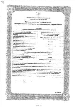 Аммиак сертификат