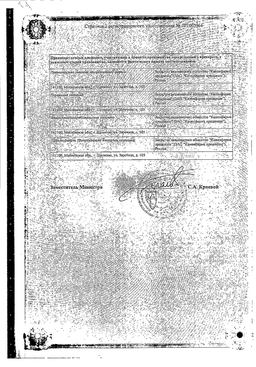 Гликлазид Канон сертификат