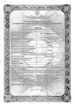 Ирбесартан Канон сертификат