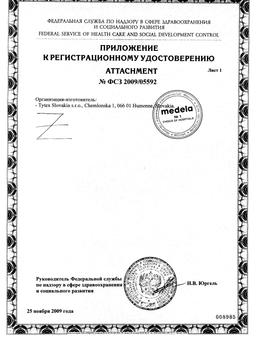 Майка-топ Medela для беременных и кормящих сертификат