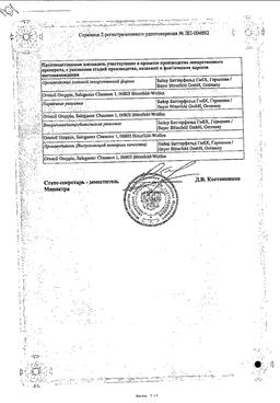 Тералив сертификат