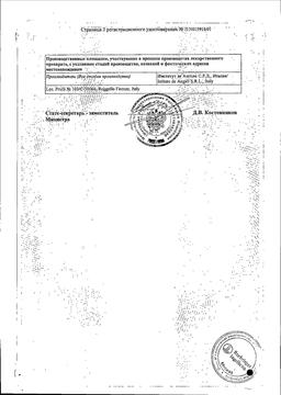 Беродуал сертификат