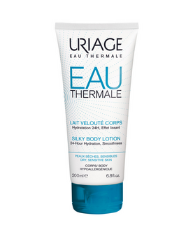Uriage Eau Thermale Молочко для тела увлажняющее, молочко, 200 мл, 1 шт.