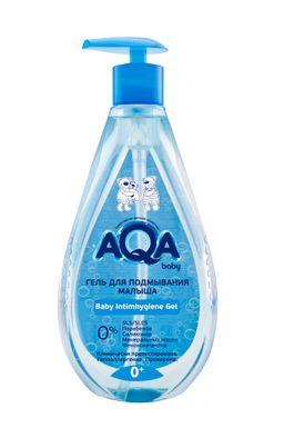 AQA baby гель для подмывания малыша