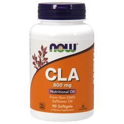 Now CLA Конъюгированная линолевая кислота