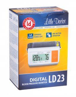 Прибор для измерения артериального давления и частоты пульса цифровой LD23